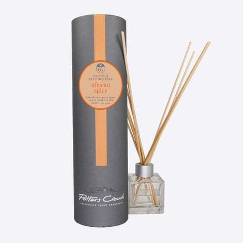 African Spice Premium Reed Diffuser